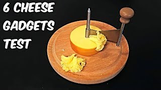 Download 6 Cheese Gadgets put to the Test! Video