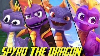 Download Evolution of Spyro (1998-2018) Video