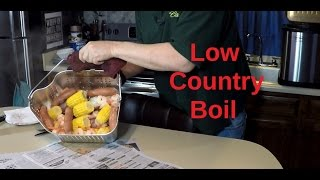 Download A Low Country Boil in the ButterBall Turkey Fryer Video