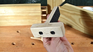 Download DIY Simple Doweling Jig Video