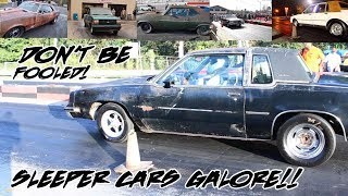 Download SOME OF THE BEST SLEEPER CARS EVER!!! WHEN LOOKS DON'T MATCH SPEED! Video