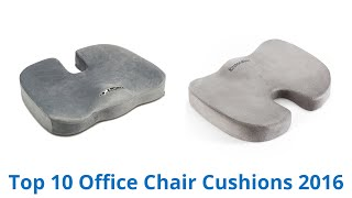 Download 10 Best Office Chair Cushions 2016 Video