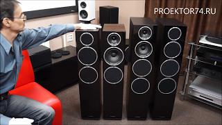 Download Обзор напольной акустики Wharfedale Diamond 230 и Wharfedale Diamond 240 Video