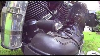 Download How To Adjust Your Shifter On a 650 V star Classic Video