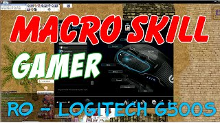Download macro: Logitech G500s Mouse - Skill Priest Ragnarok Online //Logitech Gaming Software Video