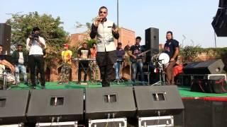 Download Garry Sandhu live in Jalandhar (Gagz Bhinder) Video