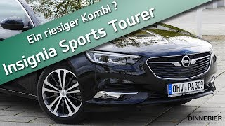Download Luxus Lademeister - der neue Opel Insignia Sports Tourer Video