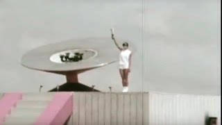 Download Estrellas y deportes en la XIX Olimpiada de México 1968 - Antorcha Olímpica Video