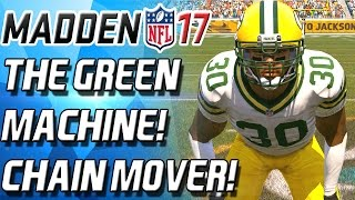 Download AHMAN THE MACHINE GREEN! ULTIMATE CHAIN MOVER! - Madden 17 Ultimate Team Video