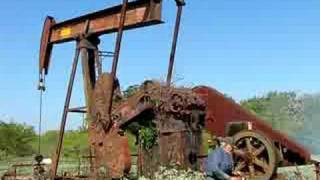 Download Starting Old Oilwell For The First Time Video