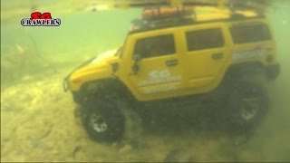 Download RC Offroad Trucks 4x4 River Crossing Submarines! at MacRitchie Reservoir Video