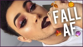 Download FIRST MAKEUP TUTORIAL OF FALL! VAMPY GLAM | Manny MUA Video
