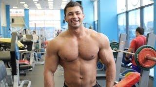 Download Тренируем грудные мышцы с Димой Ивановым. Буду Первым. Video