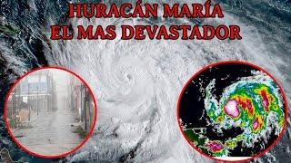 Download ″Puerto Rico ya no volverá a ser el mismo″ El Huracán María destroza el país Video