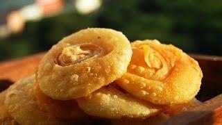 Download Pathir pheni, Chiroti, Padhir peni - Crispy layered sweet poori Video