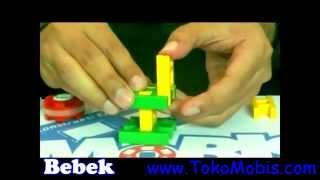 Download Mainan Anak Edukatif (membuat bebek dari 10 pcs komponen MoBIS Video