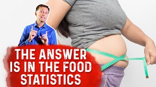 Download The Answer to Obesity Is Obvious If You Look at the Statistics Video