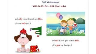 Download 365 Vietnamese #16: Grammar Structures In Vietnamese (Part 1) Video