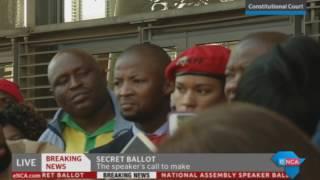Download Holomisaresponds to secret-ballot judgment Video