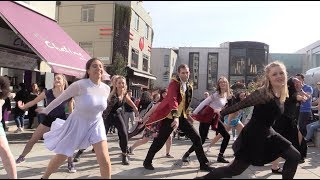 Download The Greatest Showman Proposal Flash Mob Dance UK Video