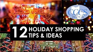 Download CCCS MOV Counselor's Corner: 12 Holiday Shopping Tips Video