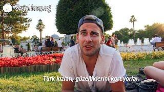 Download Röportaj - Turistler Türk Kızları Hakkında Ne Düşünüyor? Video