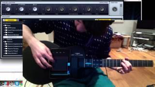 Download Live Dubstep - ESPAI - Touch OSC + Nexus 7 + Yamaha EZ-AG Video
