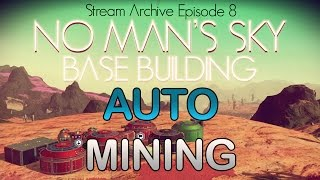 Download No Man's Sky - Foundation Update 1.1 - BASE BUILDING AT LAST! Part 8 Video