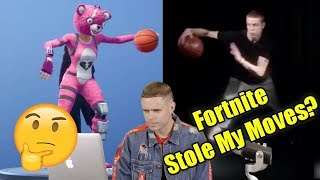 Download Did Fortnite Steal My Moves?! (The Professor) Video