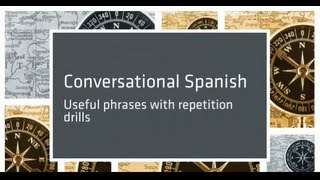 Download Fastbreak Spanish: Lesson 14 - Spanish useful phrases. Video