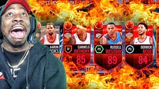 Download HARVEST MOON PACK OPENING ELITES ARE LIT! NBA Live Mobile 16 Gameplay Ep. 41 Video