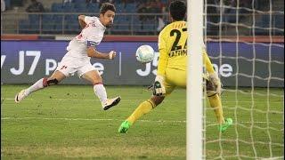 Download Delhi Dynamos demolish FC Goa 5-1 to inch closer to ISL semis Video