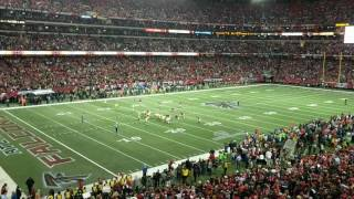 Download The Final Play in the Georgia Dome Video