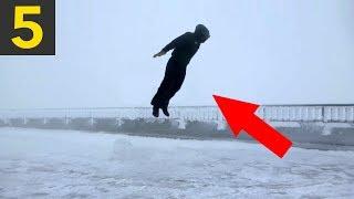 Download 5 Wind VS Pedestrians - People Blown Away Video