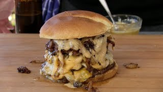 Download Quadzilla Burger Recipe! Video