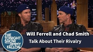 Download Will Ferrell and Chad Smith Talk About Their Rivalry Video
