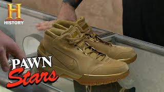 Download Pawn Stars: Lebron James Air Zoom Generation Nike Shoes | History Video