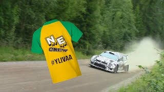 Download Jari-Matti Latvala | TEST | VW Polo R WRC 2017 | Finland Video