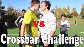 Download CROSSBAR CHALLENGE vs Life of Momo, Kostik Harju & Pappa Paavo Video
