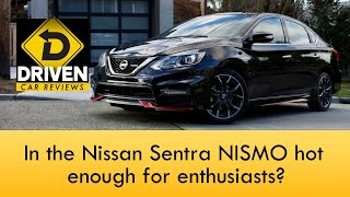 Download 2017 Nissan Sentra NISMO Car Review Video