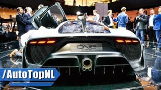 Download MERCEDES AMG PROJECT ONE IAA 2017 by AutoTopNL Video