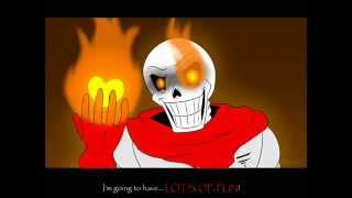 Download Undertale: Papyrus no longer belives in you Video