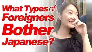 Download What Types of Foreigners Do Japanese Like The Least in Japan? (Interview) Video