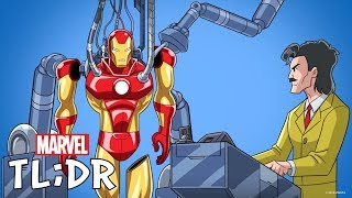 Download Iron Man: Armor Wars | Marvel TL;DR Video