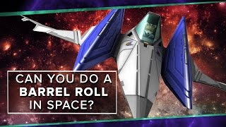Download Can A Starfox Barrel Roll Work In Space? | Space Time | PBS Digital Studios Video