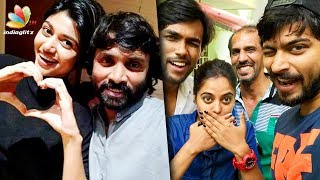 Download Reunion party of Bigg Boss Tamil contestants | Oviya, Aarav, Snehan, Bindu Madhavi, Vaiyapuri Video