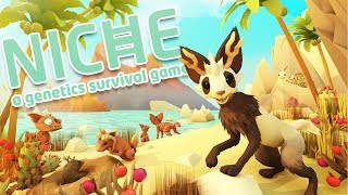 Download CRAZY ANIMAL SURVIVAL! - Combining Genetics and Breeding Animals! - Niche Gameplay Video