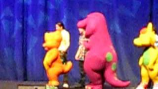Download Barney's Space Adventures - Laugh With Me! Video