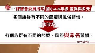Download 社會領域課綱審議 納各族命名習慣 2018-08-20 Seediq IPCF-TITV 原文會原視族語新聞 Video