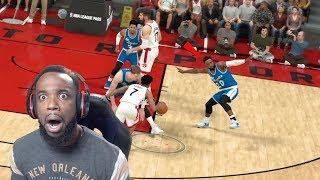 Download He Crossed Me And Porzingis At The Same Time! Lakers vs Raptors NBA 2K19 MyCareer Ep. 71 Video